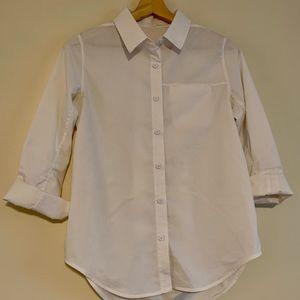 Lululemon collared shirt